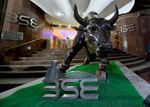 Sensex up over 400 points; metal, banking stocks rise