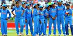 India suffer heavy loss on return to international cricket