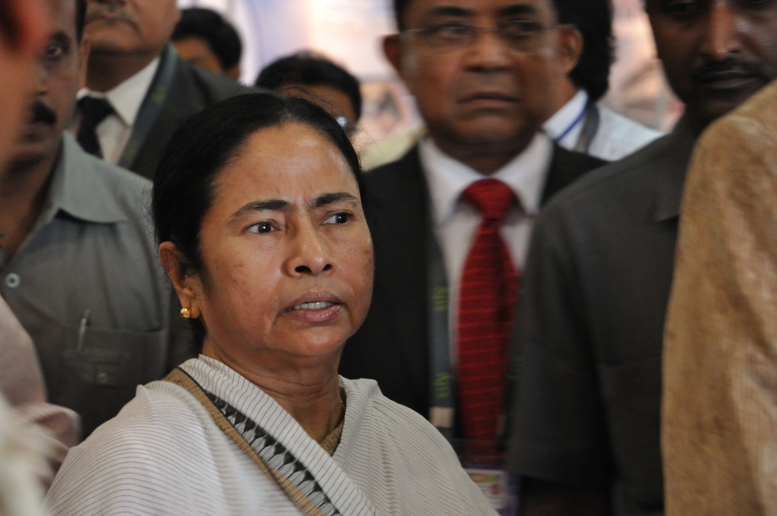 "Mamata Banerjee makes Big Bengal Announcement: ""Will Contest From Nandigram"""