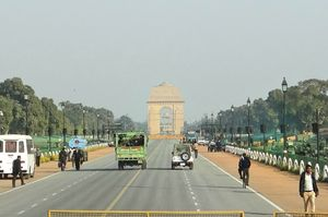 Delhi under heavy security cover for Republic Day, tractor parade