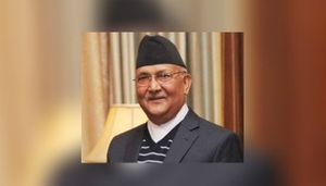Nepal SC Summons Oli In Contempt Cases