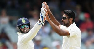 Pant, Ashwin Nominated For Player Of Month Awards