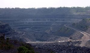 East Jaintia Hills Police seek drones to curb illegal coal mining