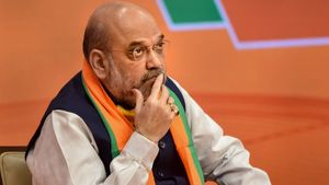 Amit Shah summoned by special court in defamation case filed by TMC