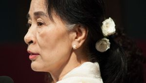 Military coup in Myanmar, Suu Kyi detained