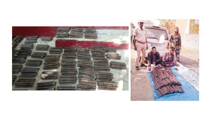 Two arrested with huge amount of explosives in Cachar
