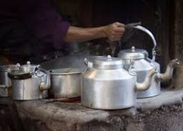 The chai-wallah from Cuttack