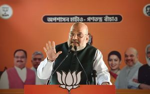 Modi govt committed to  Jan Kalyan: Amit Shah