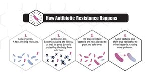 Dark side of antibiotics