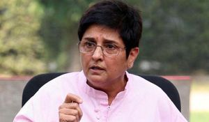 Kiran Bedi removed as Governor of Puducherry as UT faces political turmoil