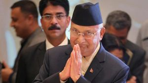 Boundary issue with India will be resolved through diplomatic talks: Nepal PM