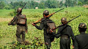 Naxal carrying Rs 1 lakh bounty killed in encounter