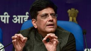 No death due to train accident in nearly 22 months: Goyal